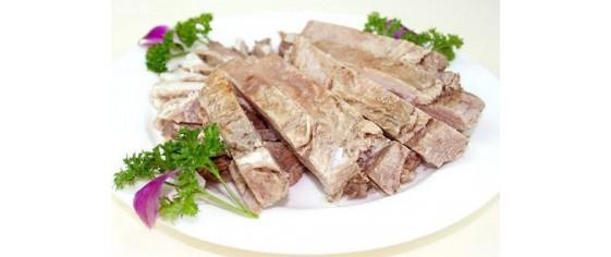 清蒸羊羔肉
