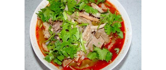 宁夏羊杂汤