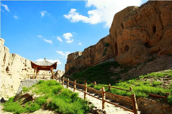 藏兵洞:古代军事防御体系