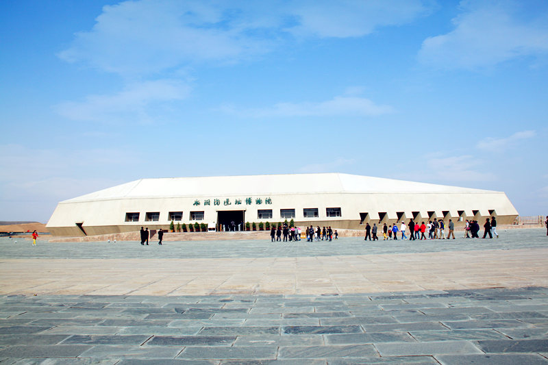 宁夏水洞沟遗址博物馆