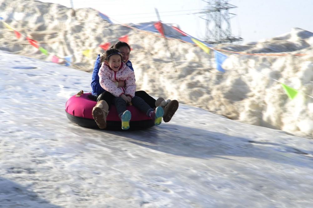 横城冰雪彩灯艺术节