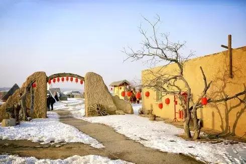 宁夏旅游:最新冬季旅游摄影攻略_宁夏旅游景区水洞沟