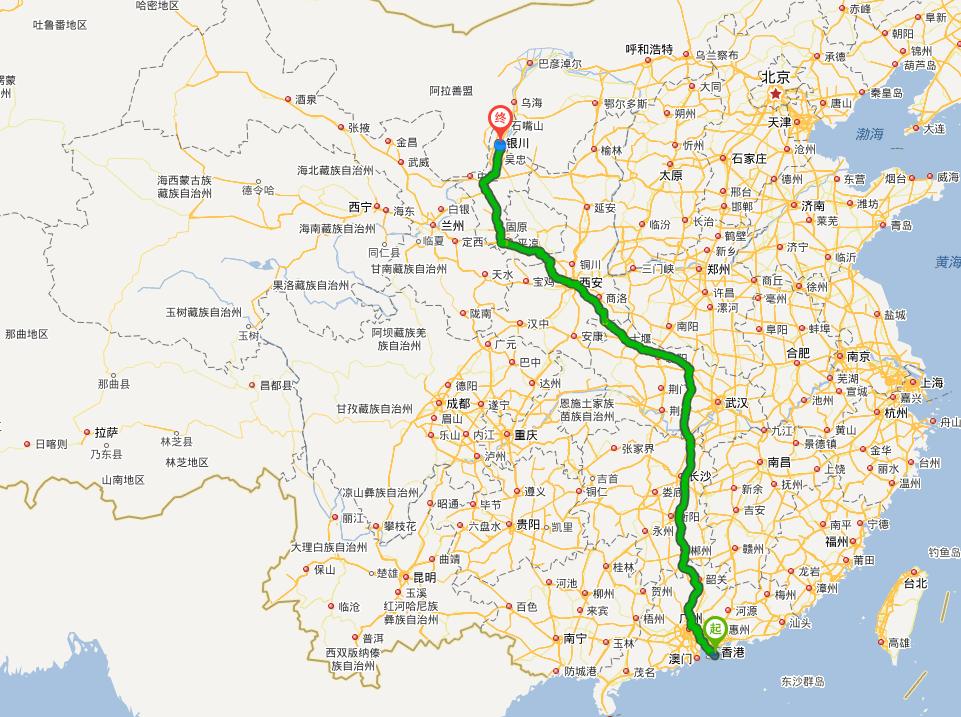 香港到银川旅游线路和攻略_宁夏水洞沟旅游景区官网
