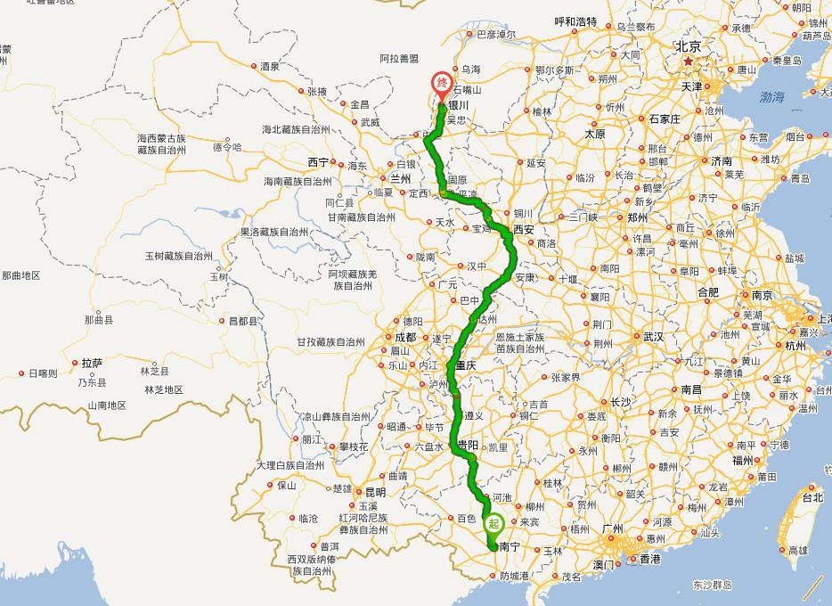 银川到南宁旅游线路和攻略攻略家具城中博郑州图片