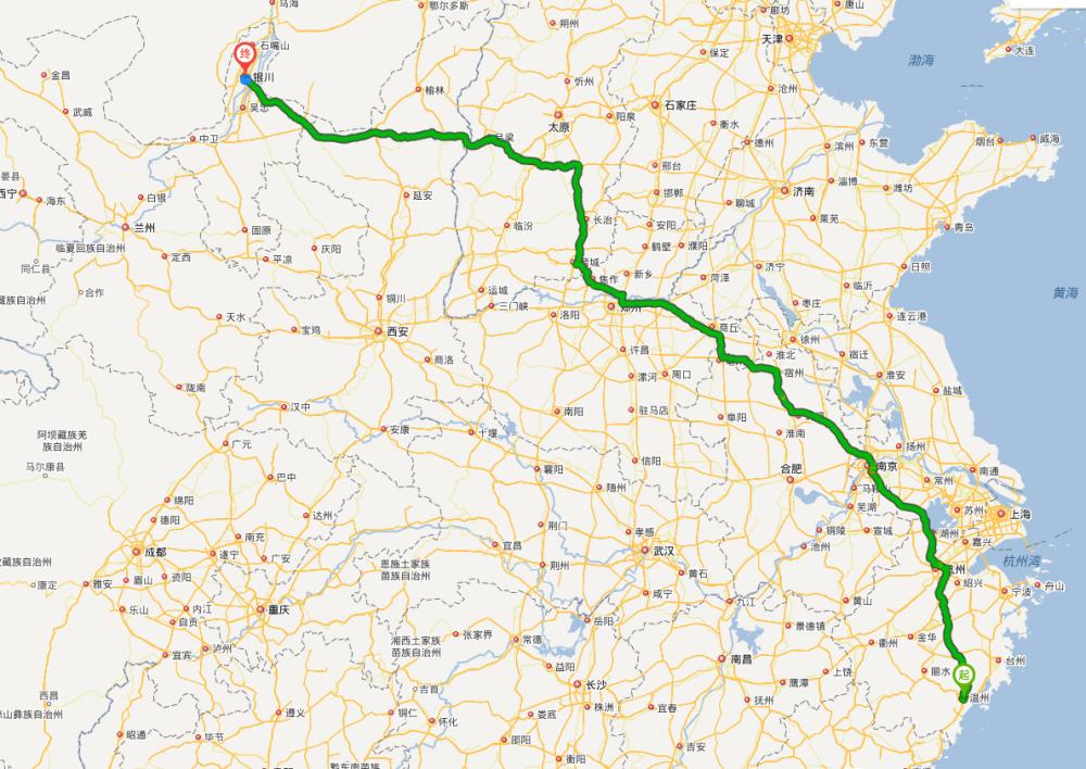 银川旅游:温州到银川旅游线路和攻略