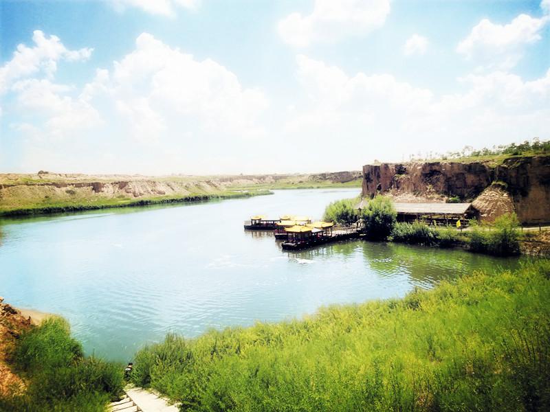 银川旅游攻略水洞沟红山湖