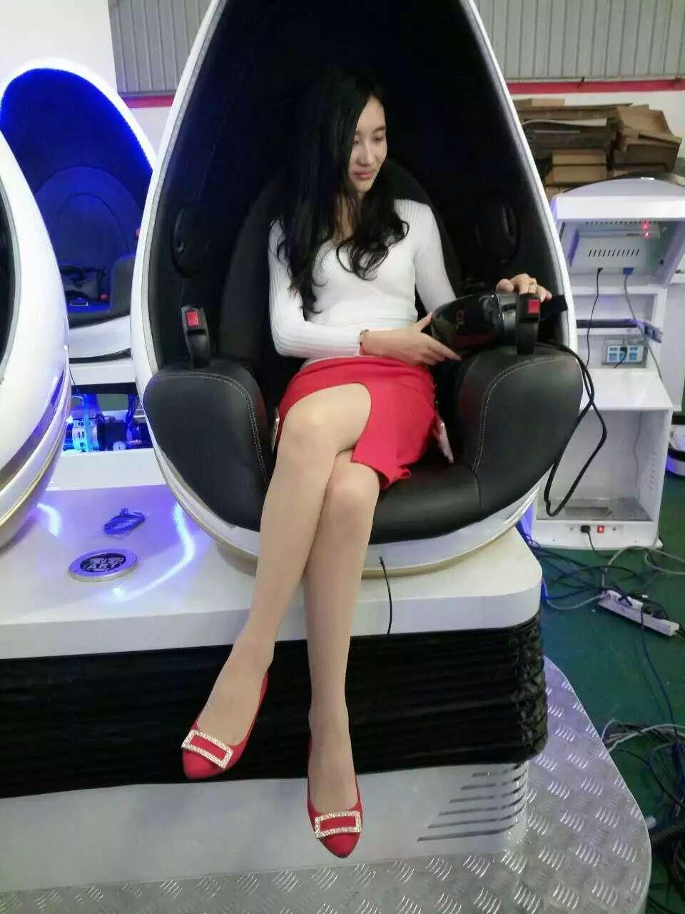 宁夏旅游水洞沟虚拟现实体验