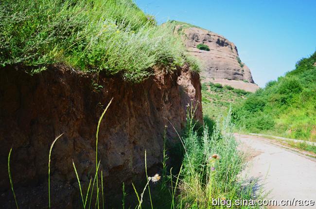 固原旅游必去景点,西吉火石寨美景风光!