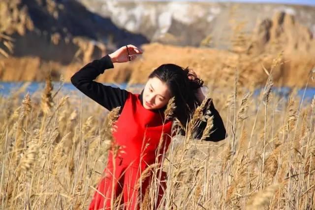 宁夏旅游水洞沟芦花谷