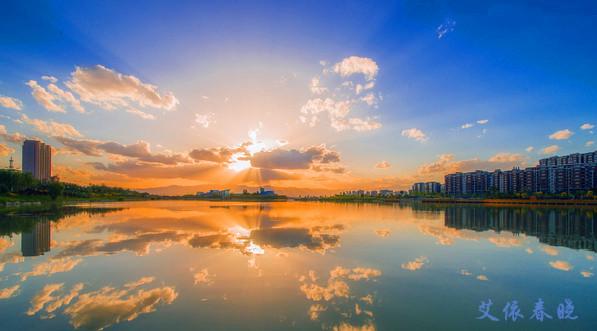 艾依春晓,古堡新影,贺兰晴雪,黄河金岸,回乡风情,六盘烟雨,沙湖苇舟
