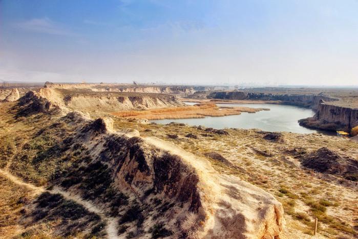 宁夏旅游攻略水洞沟景区