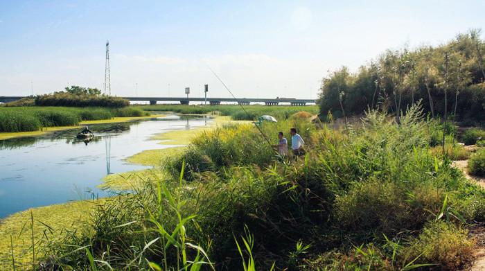 银川风景高清图片