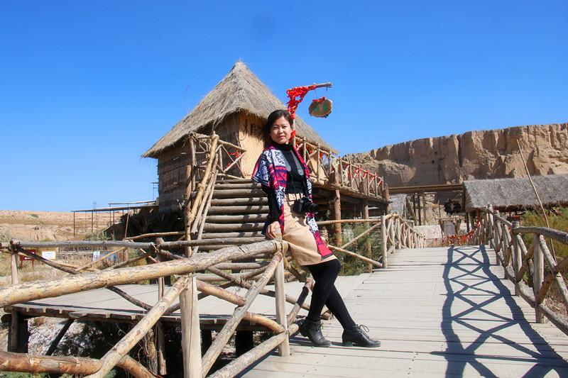 银川旅游水洞沟女人节活动