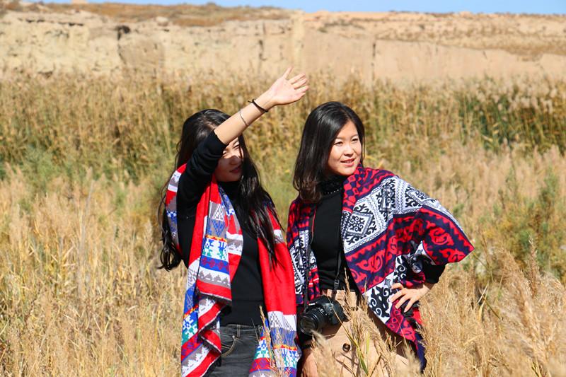 银川旅游景点水洞沟女人节活动