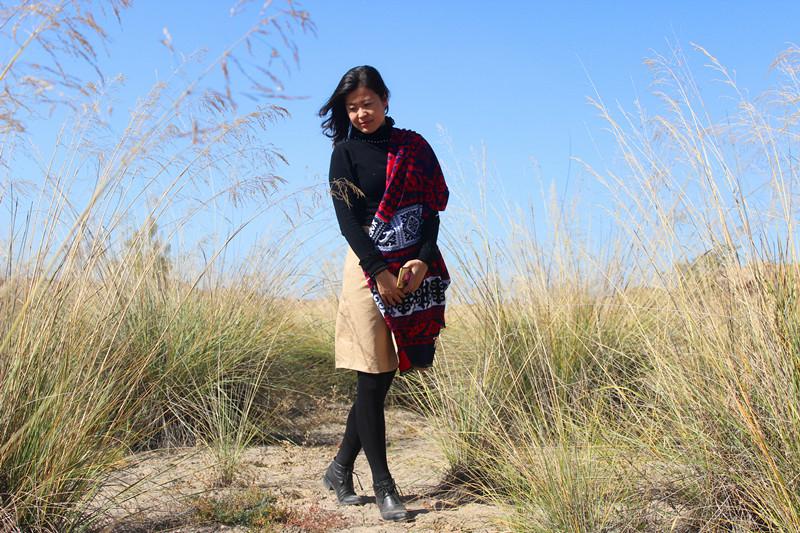 银川旅游攻略水洞沟女人节活动