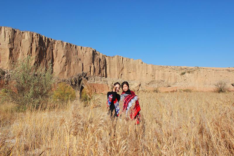 2017年银川旅游必去水洞沟