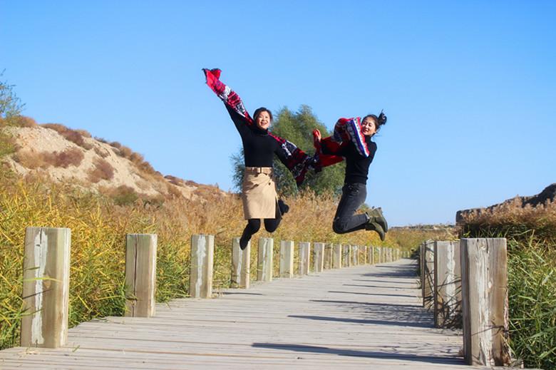 2017年银川旅游景点推荐水洞沟