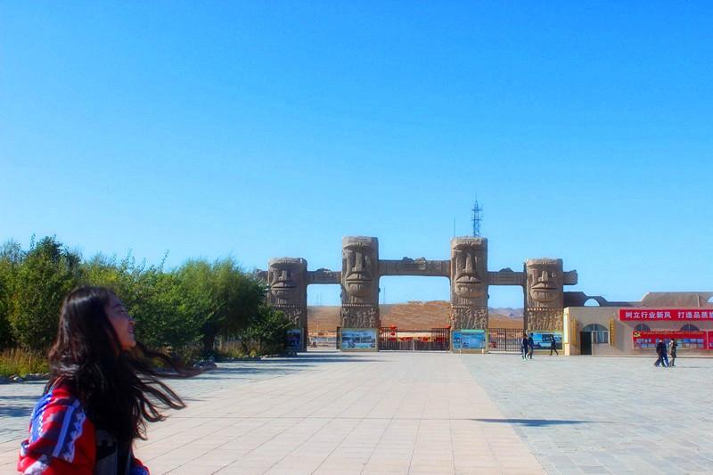 2017年宁夏旅游推荐水洞沟