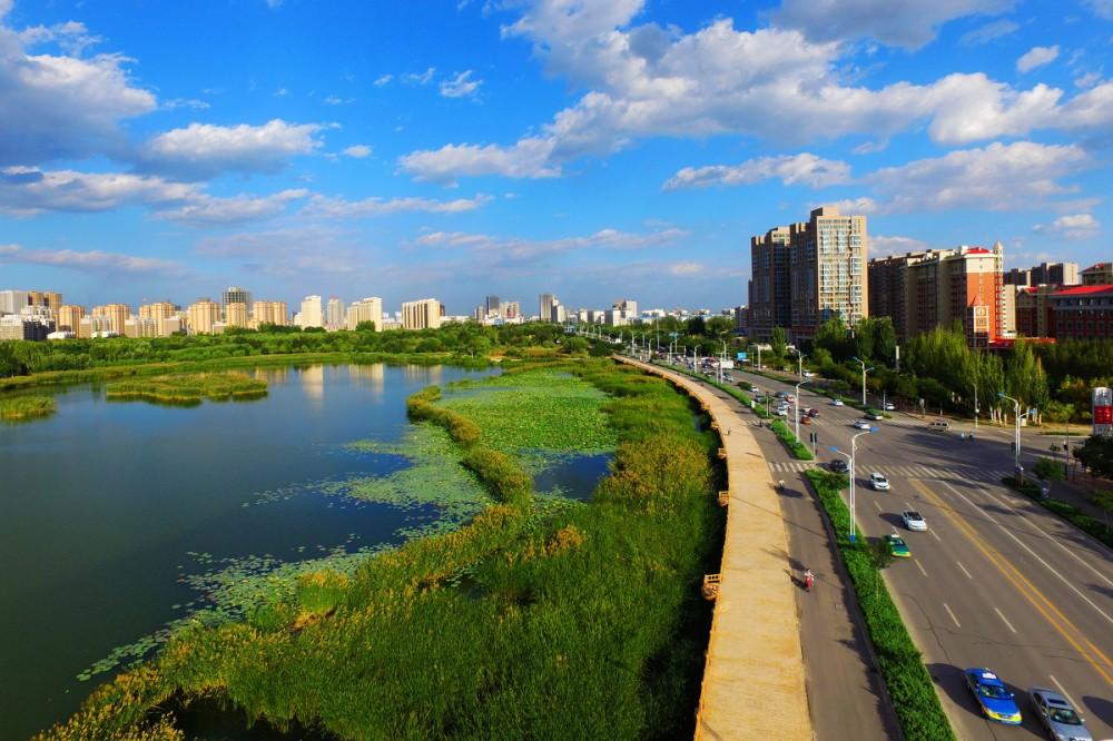 宁夏银川城市公路