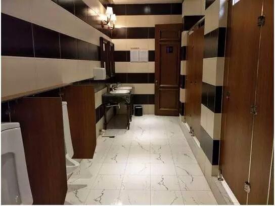 张裕酒庄厕所