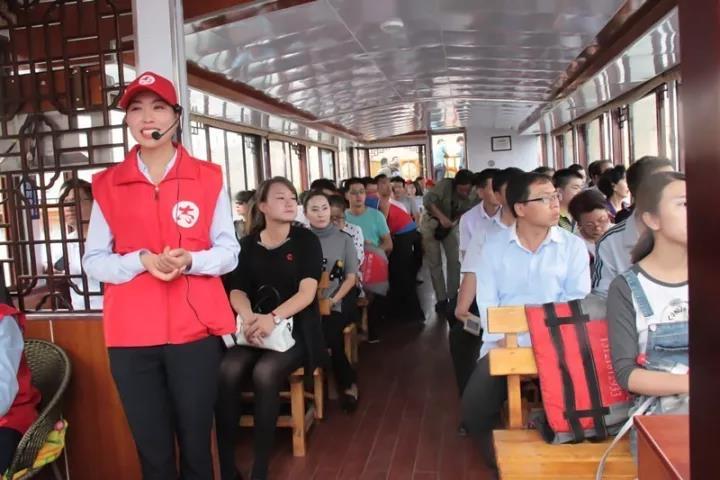 宁夏文明旅游志愿者服务推进会水洞沟