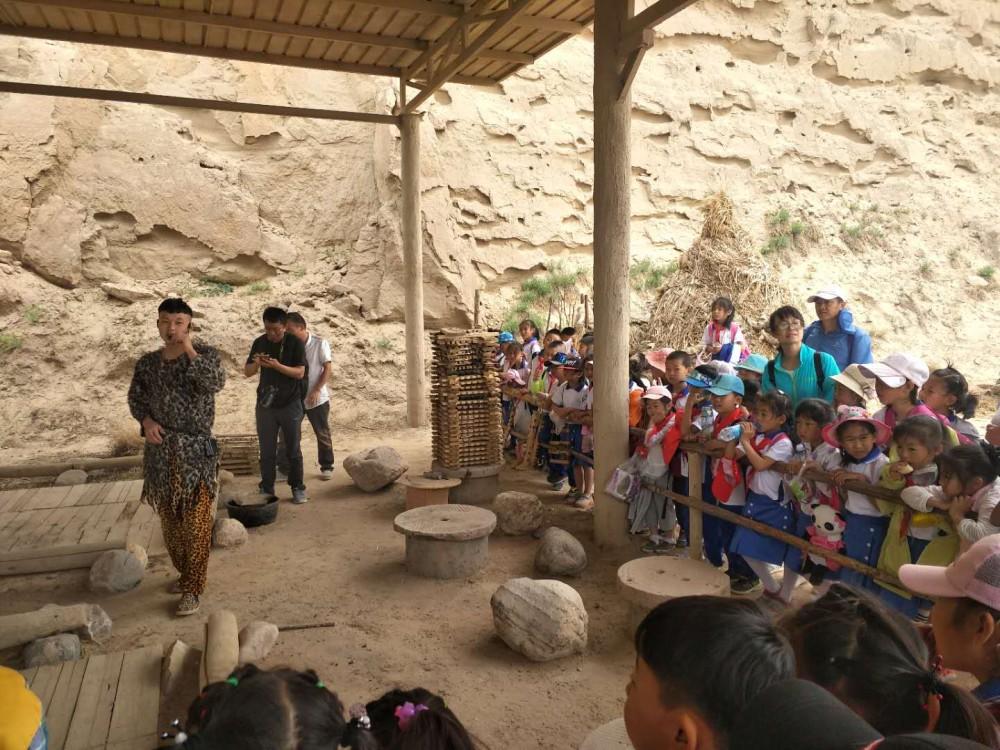 2018年水洞沟景区六一儿童节