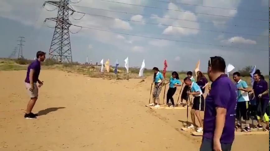 宁夏旅游景区夏令营