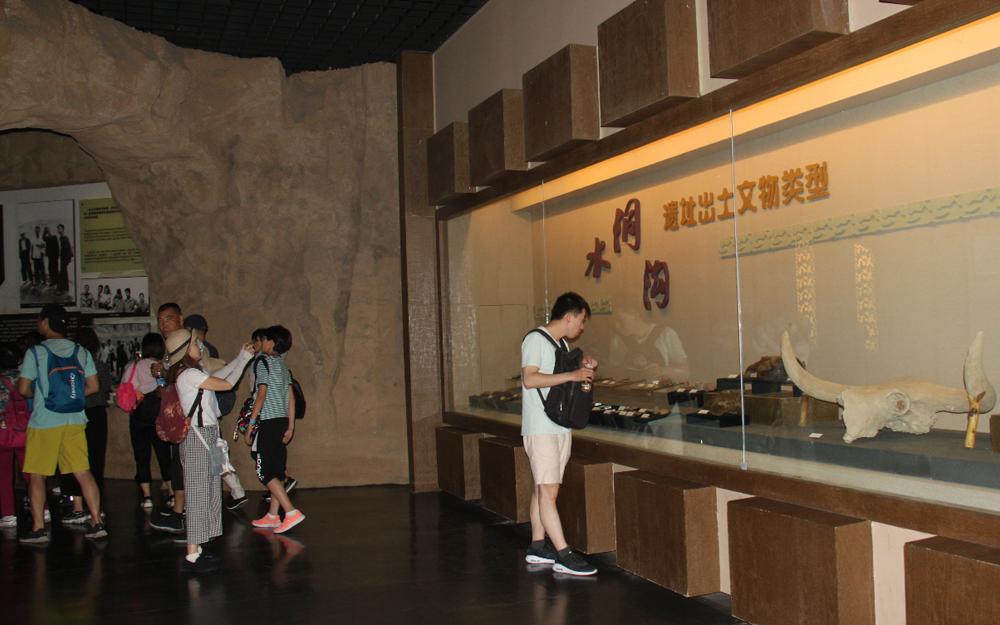 宁夏旅游景点水洞沟博物馆