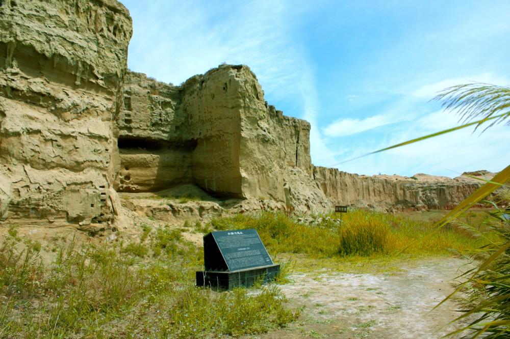 银川旅游景点水洞沟考古