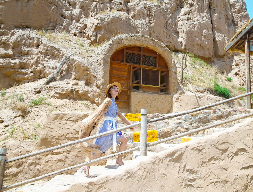 银川旅游景点水洞沟
