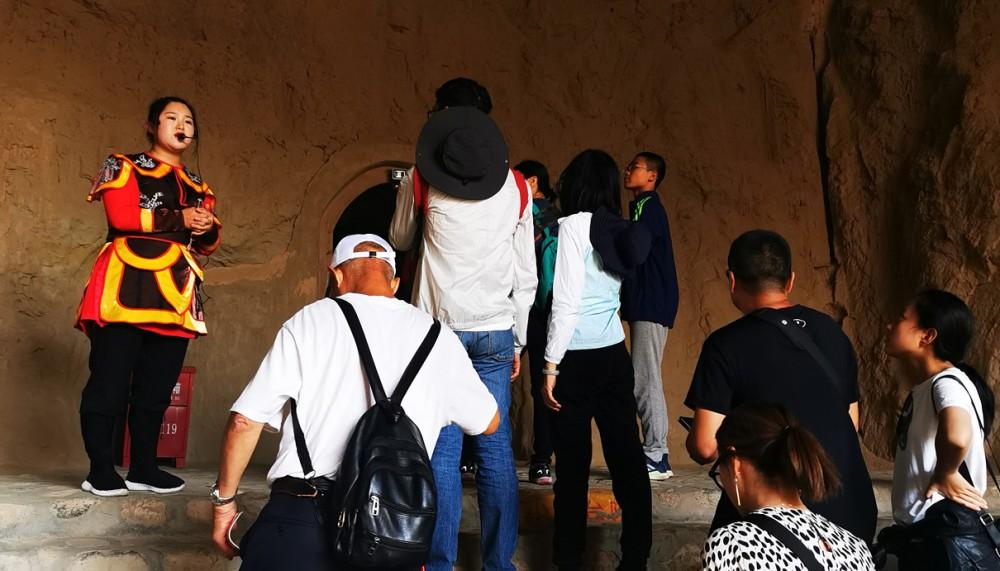 宁夏旅游景点水洞沟
