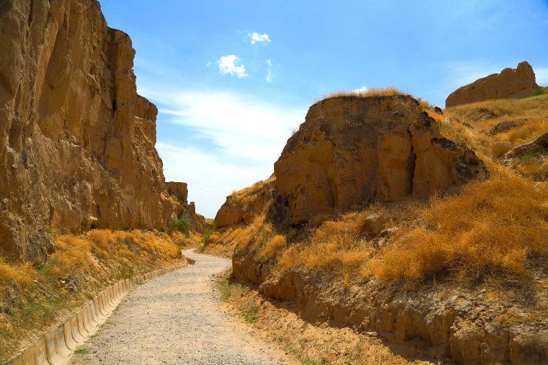 银川旅游大峡谷