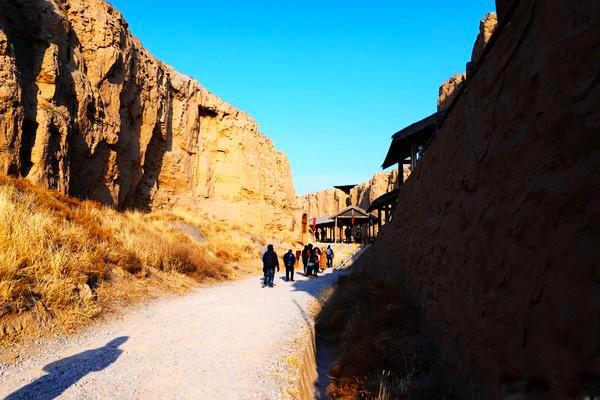 银川旅游景区