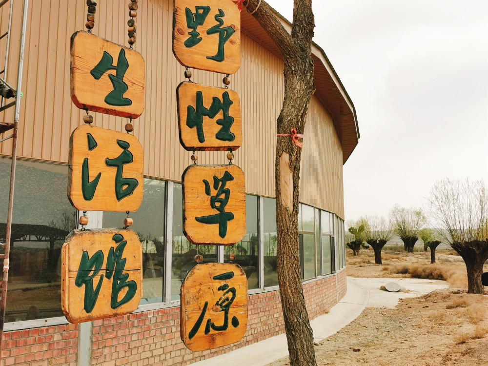 宁夏旅游景区