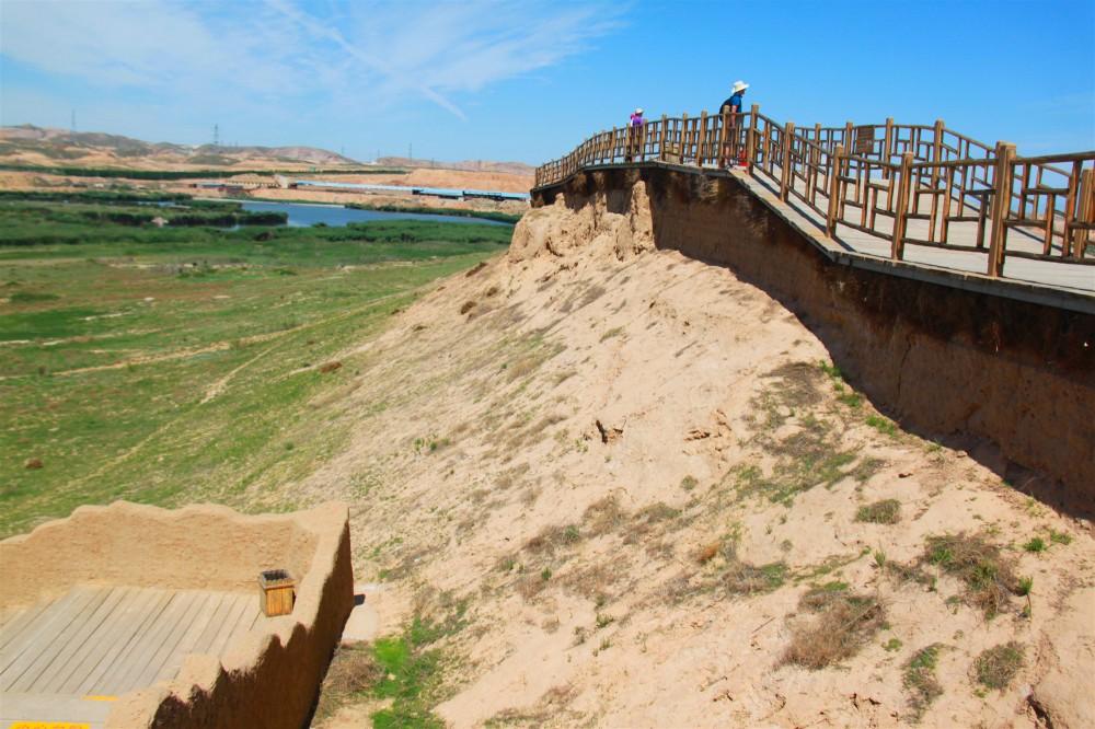 宁夏旅游第一站打卡水洞沟