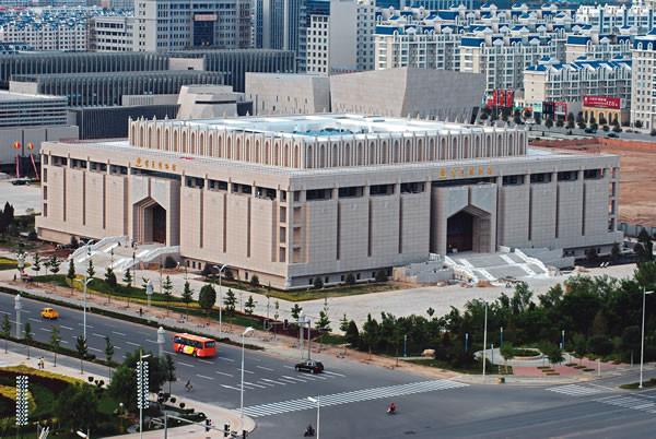 宁夏博物馆-文旅厅网站