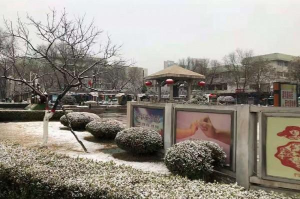 一场春雪过后,宁夏旅游景点即将迎春而发